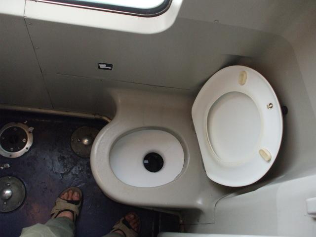 Train Hopping - Bathrooms on amtrak trains