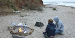 Thumbnail image for How to Camp On the Beach
